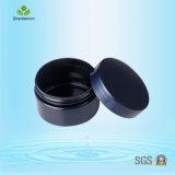 vasi cosmetici di plastica della crema di trucco 100ml con i coperchi