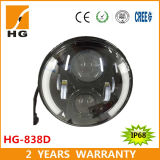 7 '' diodo emissor de luz elevado Headlight de Low Beam Driving Light DRL Front Light 10-30V