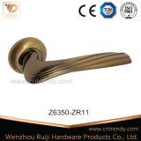 Traitement dernier cri de zinc et d'aluminium, traitement de levier de porte (Z6253)