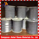Directe Verkoop 1mm van de fabriek het Zilveren Enige Zij Weerspiegelende Garen van de Kleur