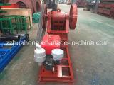 販売のためのPE250*400ディーゼル機関の石の顎粉砕機機械