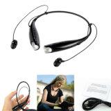 Auriculares sin hilos de Bluetooth de los auriculares de Earbuds del deporte