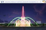 2006, город Румынии Cluj фонтан нот диаметра 30 m