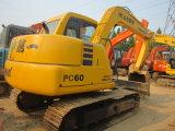Mini original utilisé de l'excavatrice PC60-7 de KOMATSU du Japon