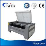 Máquina de gravura de madeira do laser da máquina de estaca do laser do plexiglás