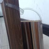 마루를 위한 MDF 인조벽판 또는 베이스 보드 사용
