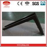 Mur rideau de plaque simple en aluminium chinoise enduite de fournisseur de PVDF