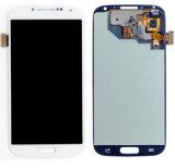 Индикация экрана LCD касания цифрователя для галактики S4 Samsung миниой