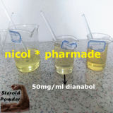 olio iniettabile degli steroidi di conversione del proponiato di 250mg/Ml Masteron