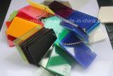 プラスチックおよびプレキシガラスの透過鋳造物のアクリル