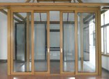 De nieuwe Holle Schuifdeur van de Legering van het Aluminium van het Ontwerp voor het Balkon van de Woonkamer