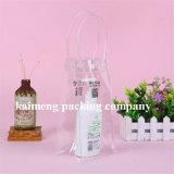 Sacs mous en plastique transparents de la bonne qualité pp pour le module de shampooing (sacs de pp)