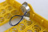 Incubateur automatique de volaille de taux élevé de hachure de Hhd pour 48 oeufs