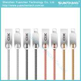 Tipo cobrando rápido cabos da mola do OEM do USB de C micro para o iPhone de Samsung