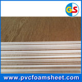 Scheda della gomma piuma del PVC dello strato dei forex di spessore di alta qualità 1-40mm