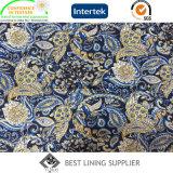 Polyester-Form-Druck-Muster für Umhüllungen-Mantel-Futter der Männer