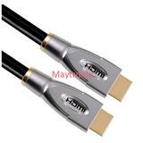 Двойной поставщик Китая кабеля кожуха HDMI металла цвета