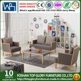 1.2mm di alluminio Legno-Osservano il blocco per grafici ed il sofà esterno del tessuto di 2*2 Textilene (TG-6104)