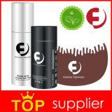 Fibres cosmétiques de construction de cheveu de cheveu neuf