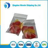 Nahrungsmittelgrad-bunter Plastikreißverschluss-Verschluss-Beutel