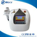 Carrocería que adelgaza tipo del dispositivo de sistema del RF de la cavitación el mini