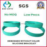 Nessuna di MOQ fascia del silicone di prezzi di fabbrica direttamente