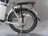 bicyclette se pliante de mini type d'argent de bâti d'alliage d'aluminium de 36V 250W (JSL039Z-6)