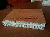 Nido de abeja de aluminio panel compuesto de Marina