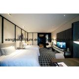 Мебель спальни ткани новой гостиницы конструкции самомоднейшая