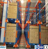 Cremalheira de aço seletiva resistente para o armazenamento