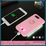 Caja de carga del teléfono de la extensión para el iPhone 7 y 7+