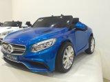 Genehmigter Benz S63 Amg scherzt batteriebetriebene Autos