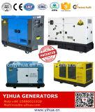 Dcec Cummins&#160 ; Silent&#160 superbe ; Electric&#160 diesel ; Generator&#160 ; avec l'ATS, pouvoir principal 20-100kw 20160620b