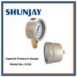 Calibro dell'ossigeno per refrigerazione & serbatoi dell'impianto idraulico i piccoli