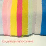 Gasa química del poliester de Habijabi de la tela para la cortina de la bufanda de la ropa