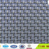 Rete metallica unita tessuta decorativa quadrata dell'acciaio inossidabile