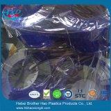Konkurrenzfähiger Preis-blaue flache super freie Vinylstreifen-Tür-Installationssätze