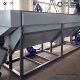 PLC HDPE van de Controle de Vlokken die van Flessen het Systeem van het Recycling wassen