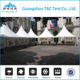 Tente blanche de pagoda de tissu de PVC pour le festival de vin rouge et la tente de nourriture