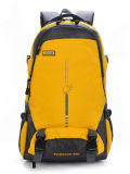 Wandernder kletternder Rucksack-Multifunktionsbeutel, grosser Kapazität Outdooring Rucksack-Beutel
