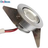 Mini LED luz de la cabina de Dimmable para la joyería