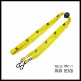 Retenue de lunettes à cordes promotionnelles 5mm pour sports et activités de plein air