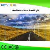 Vario prezzo di fabbrica diVendita solare dell'indicatore luminoso di via di prezzi di fabbrica di formato 40W-80W LED