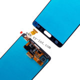 Tela de toque LCD do telefone móvel para o iPhone Note5/Note4/Note3/S7