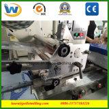 Machine de conditionnement de remplissage d'oreillers aux noix de biscuit instantané en Chine