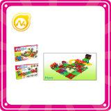 小型ブロックのおもちゃの安い柵のトレインの一定のおもちゃ