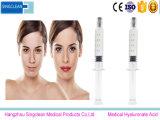 Заполнитель Hyaluronic кислоты дермальный