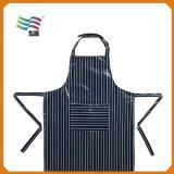 Delantal reutilizable de la cocina con Poket grande (HYap 029)