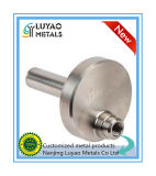 Aluminum/Al 합금에 있는 CNC에 의하여 기계로 가공되는 부분