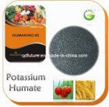 Выдержка Humate калия гуминовой кислоты сырья от Leonardite